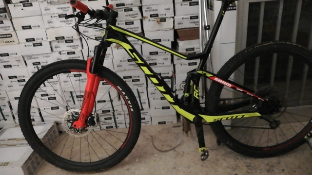 Bicicleta Scott Rc