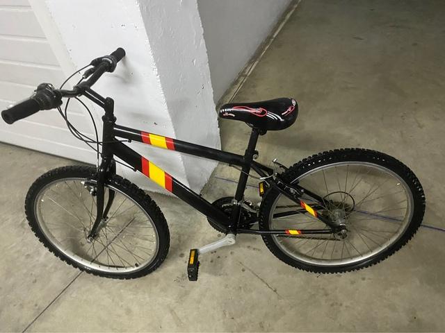 """Bicicleta Niño De Montaña 24"""""""