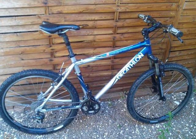 Bicicleta Aluminio 24 Velocidades