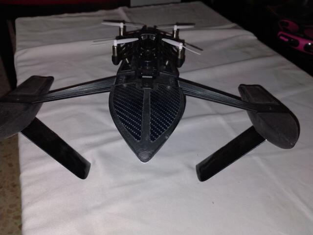 DRONE CON CÁMARA Y LANCHA - foto 3