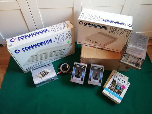 Commodore 128 (Equipo Completo)
