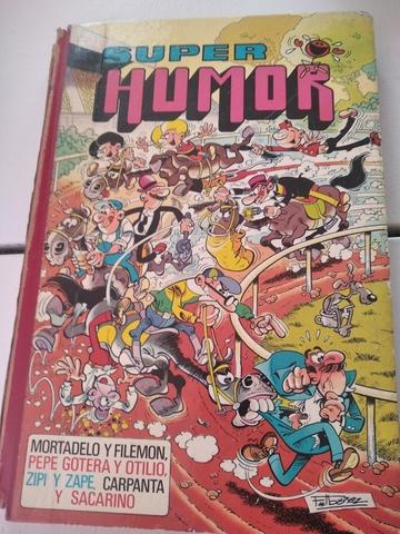 Comic Antiguo