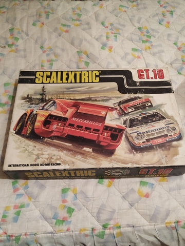 Scalextric Gt.10