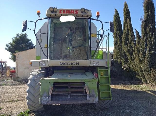 SE VENDE CLAAS MEDION 330 - foto 2