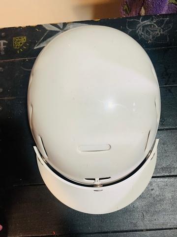 Casco De Moto Antigua