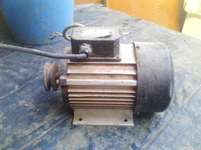 Motor Electrico Para Hormigonera