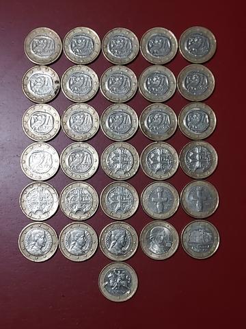 Monedas De 1 Euro