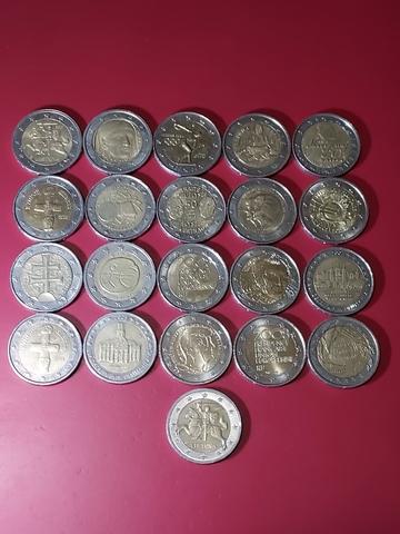 Monedas De 2 Euros