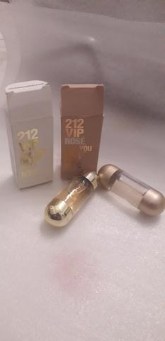 Perfume Miniatura 212