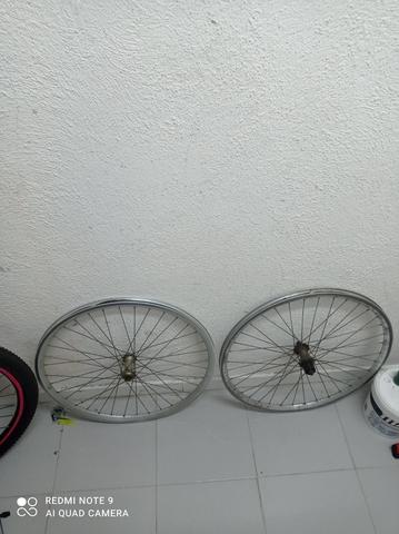 Llantas  Bicicleta De  26 Pulgadas