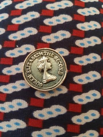 Moneda Antigua De Elizabeth