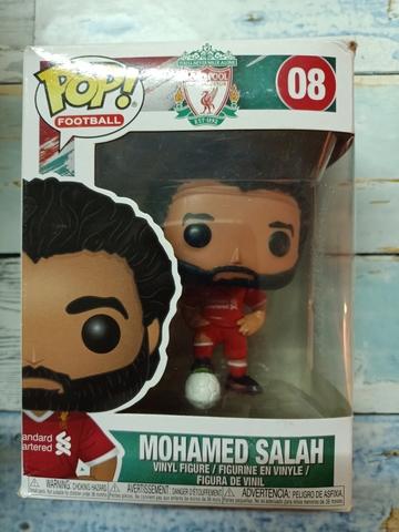 Funko Pop, Mohamed Salah