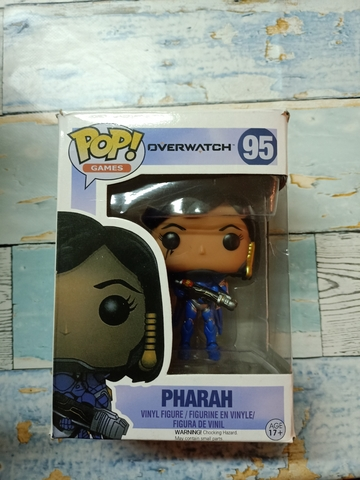 Funko Pop, Pharah