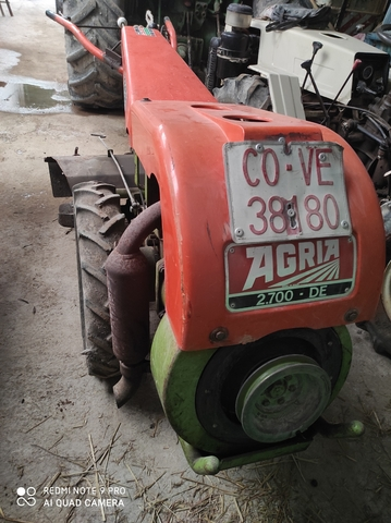 MOTOCULTOR DE 18CV - foto 2