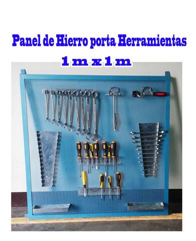 Porta Herramientas ( Hierro )