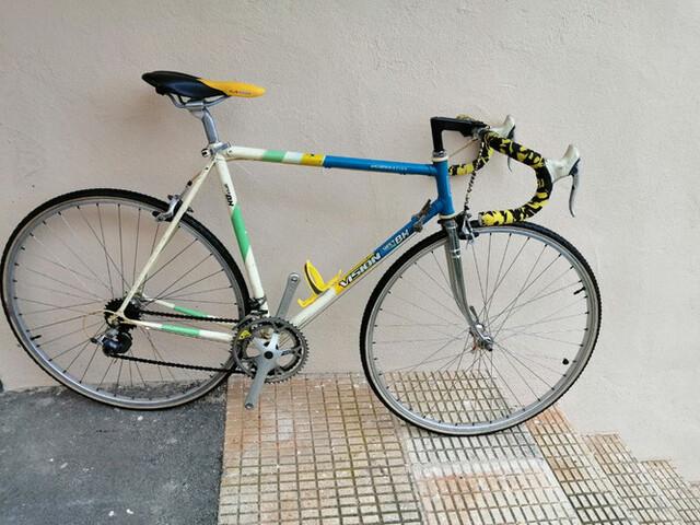 Bicicleta Clásica Carretera Bh