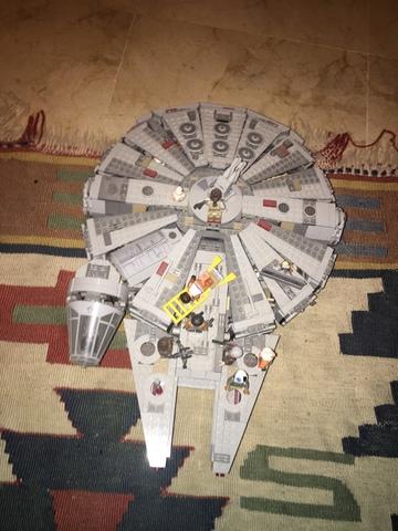 LEGO STAR WARS ALCON MILENARIO - foto 1