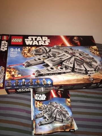 LEGO STAR WARS ALCON MILENARIO - foto 2