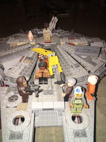 LEGO STAR WARS ALCON MILENARIO - foto 3