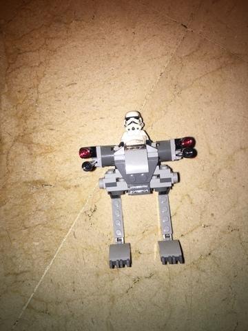 LEGO STAR WARS IMPERIAL WALKER - foto 1