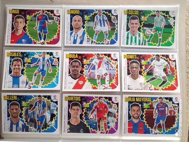 Liga Este 2018/2019.Completa.