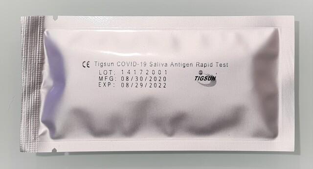 TEST COVID-19 - ANTÍGENOS + ANTICUERPOS - foto 1