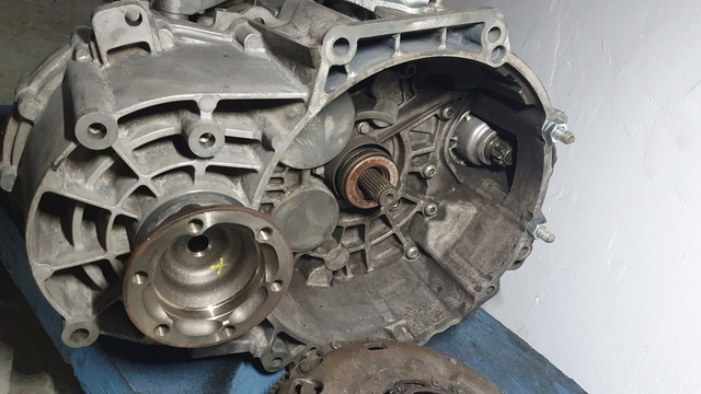 VW GOLF MK5 GTI CAJA DE CAMBIOS MANUAL - foto 2