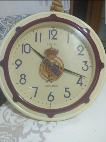RELOJ REAL MADRID - foto 1
