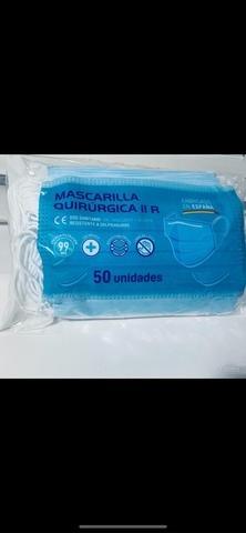 MASCARILLAS QUIRURGICAS SANITARIAS - foto 1