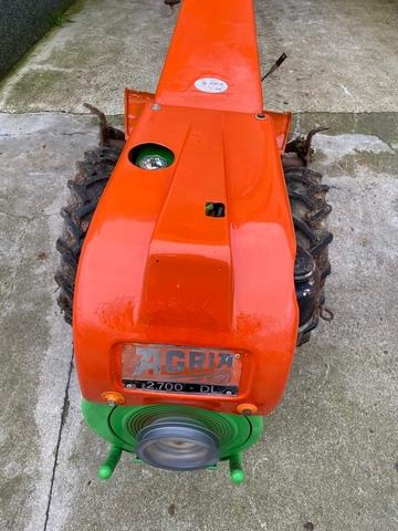 AGRIA 2700 14 CV - foto 1