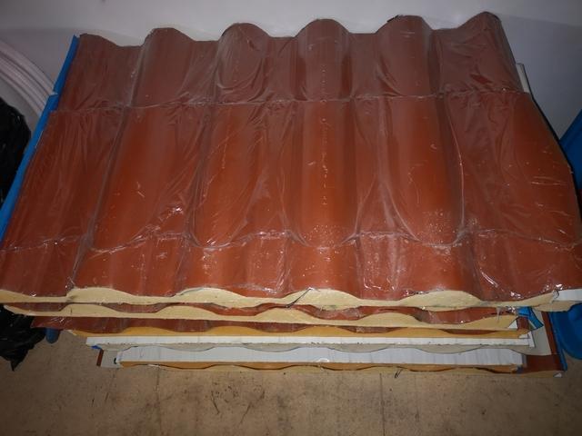 Retales Panel Sándwich