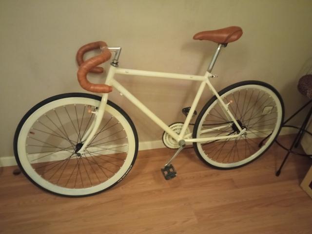 Bicicleta Fixie Clásica Ciclismo