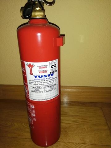 Extintor 3 Kg