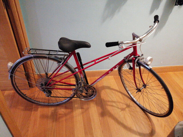 Bicicleta Antigua Gac