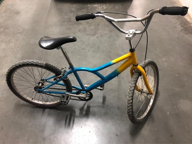 Bicicleta Niño 24 Pulgadas.