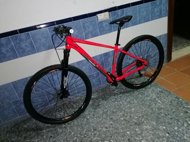 """Wolfbike Claw 29\\\"""" Talla M"""