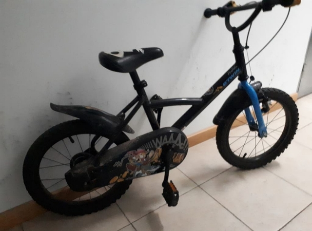 Bicicleta Infantil Btwin De 16 Pulgadas