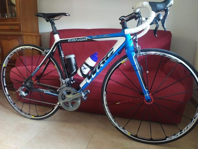 Bicicleta Ciclista Carbono
