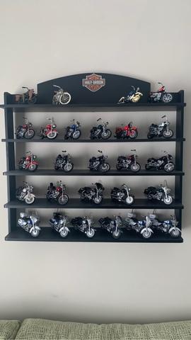 Colección Harley Davidson De Motos