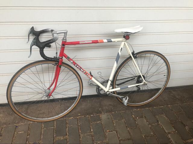 Bicicleta De Carretera Bh Vivace