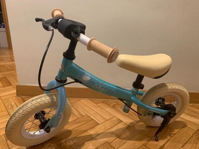 Bici Sin Pedales Marca Bikestar.