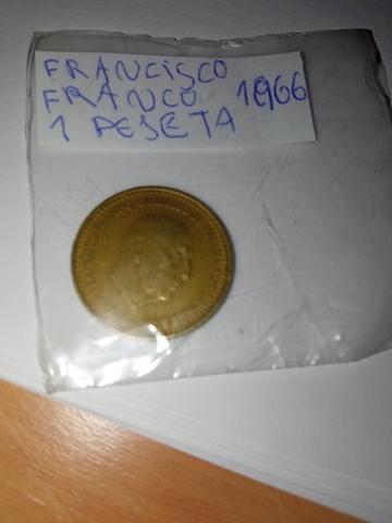 1 Peseta