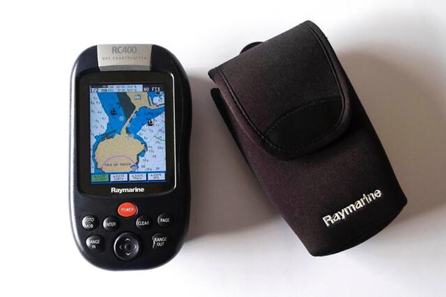 GPS CHARTPLOTTER RAYMARINE RC400 - foto 2