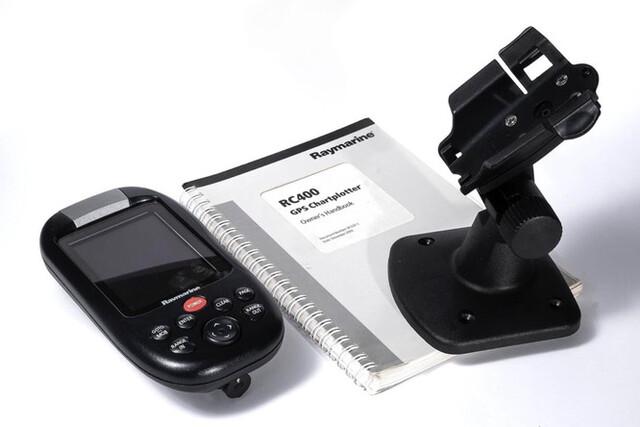 GPS CHARTPLOTTER RAYMARINE RC400 - foto 4