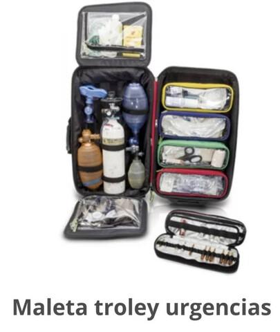 MALETA TROLLEY DE EMERGENCIAS - foto 2