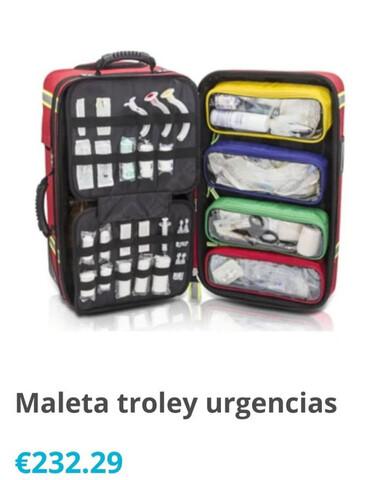 MALETA TROLLEY DE EMERGENCIAS - foto 3