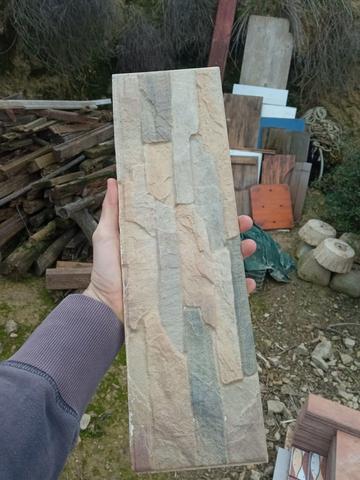 Azulejo Baldosa Piedra Imitación