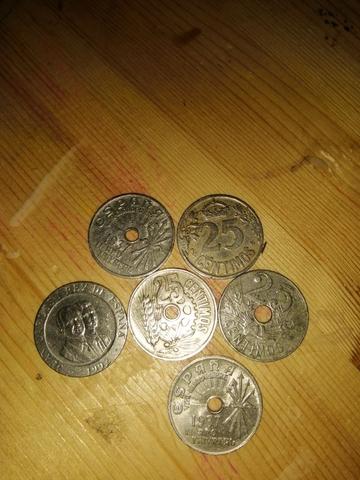 Monedas Espanolas