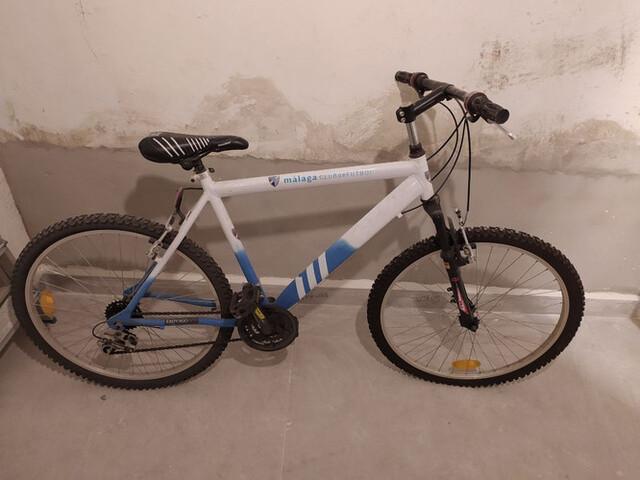 """Bicicleta De Montaña 26"""" Málaga Cf"""