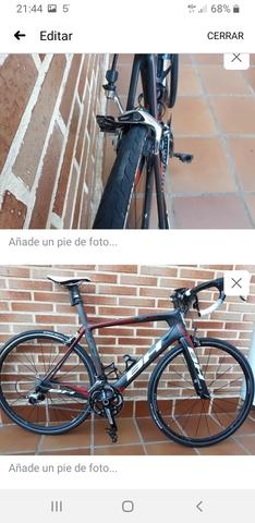 Bicicleta De Carretera Bh G6,  Talla M